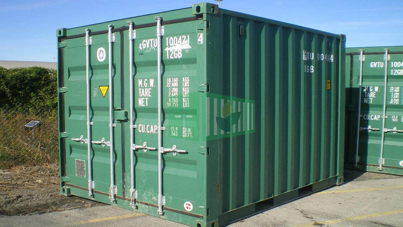Shipping container hire in surrey for Limited space storage solutions